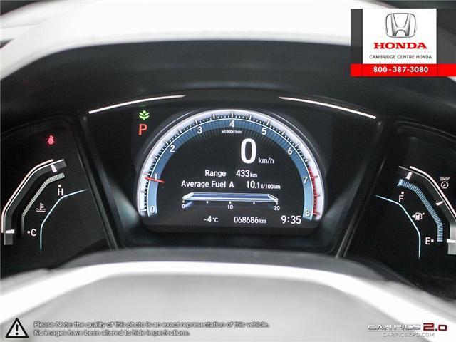 2016 Honda Civic LX (Stk: 19245A) in Cambridge - Image 15 of 27