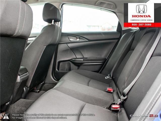 2016 Honda Civic LX (Stk: 19245A) in Cambridge - Image 24 of 27