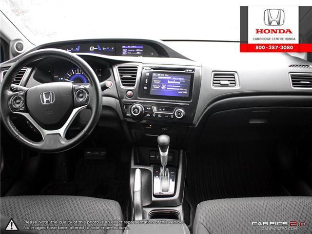 2015 Honda Civic EX (Stk: 19418A) in Cambridge - Image 25 of 27
