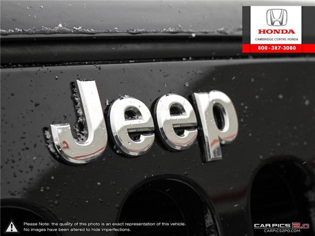 2014 Jeep Wrangler Unlimited Sahara (Stk: 19403A) in Cambridge - Image 9 of 27