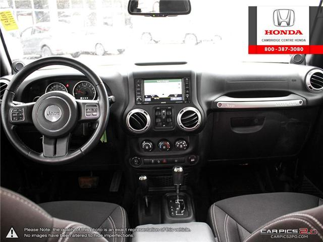 2014 Jeep Wrangler Unlimited Sahara (Stk: 19403A) in Cambridge - Image 25 of 27