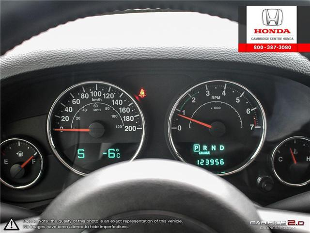 2014 Jeep Wrangler Unlimited Sahara (Stk: 19434A) in Cambridge - Image 15 of 27