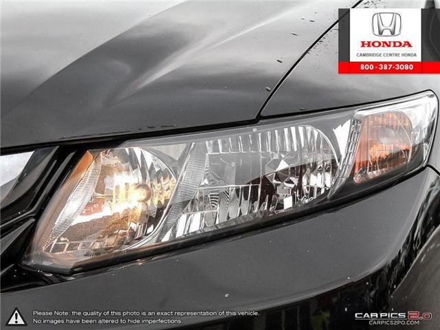 2015 Honda Civic EX (Stk: 19428A) in Cambridge - Image 10 of 27