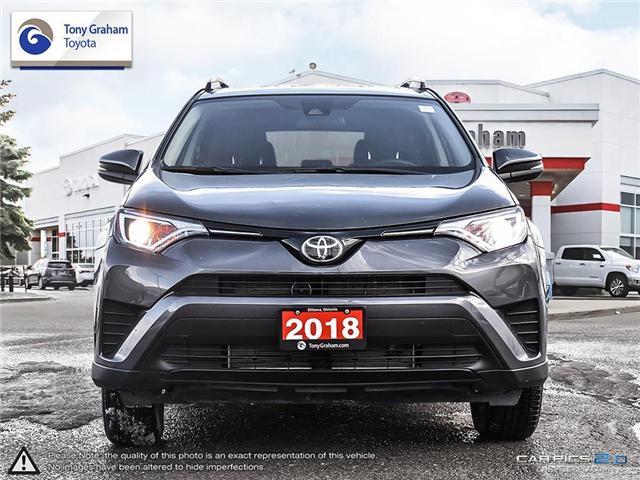 2018 Toyota RAV4 LE (Stk: U9064) in Ottawa - Image 2 of 28