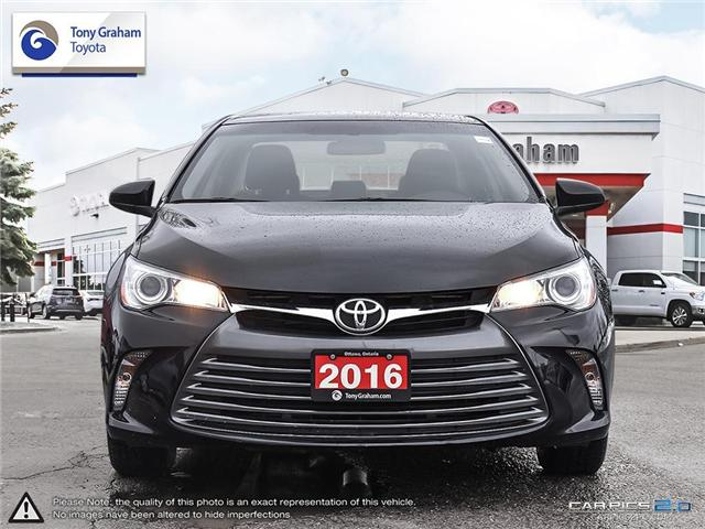 2016 Toyota Camry LE (Stk: E7710) in Ottawa - Image 2 of 28