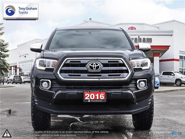 2016 Toyota Tacoma Limited (Stk: U9061) in Ottawa - Image 2 of 27