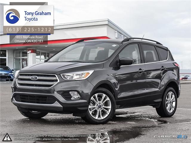 2018 Ford Escape SE (Stk: 57593A) in Ottawa - Image 1 of 29