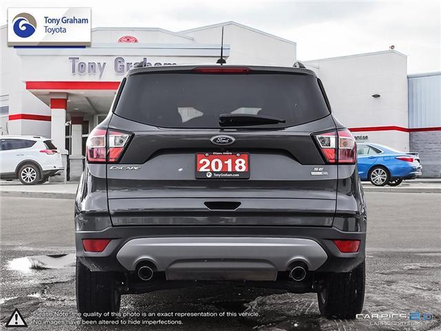 2018 Ford Escape SE (Stk: 57593A) in Ottawa - Image 5 of 29