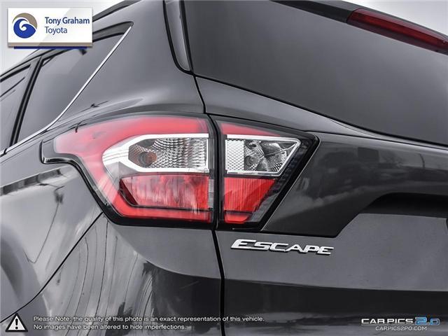 2018 Ford Escape SE (Stk: 57593A) in Ottawa - Image 12 of 29