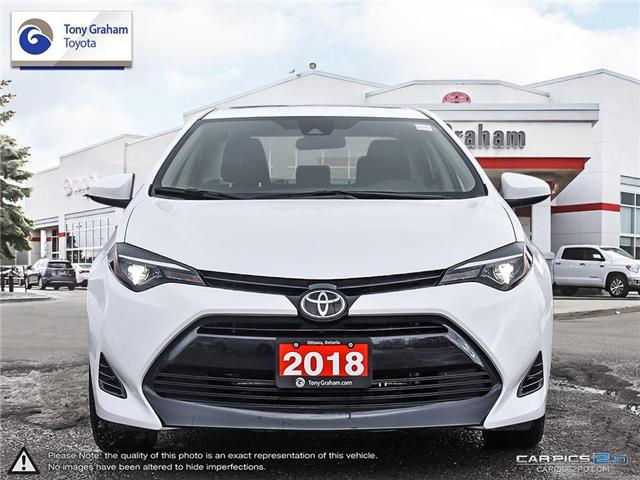 2018 Toyota Corolla LE (Stk: U9063) in Ottawa - Image 2 of 29