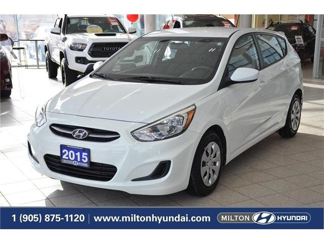 2015 Hyundai Accent GL (Stk: 202124A) in Milton - Image 1 of 37