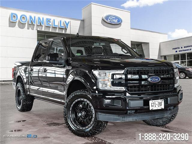 2019 Ford F-150 Lariat (Stk: DS277) in Ottawa - Image 1 of 29