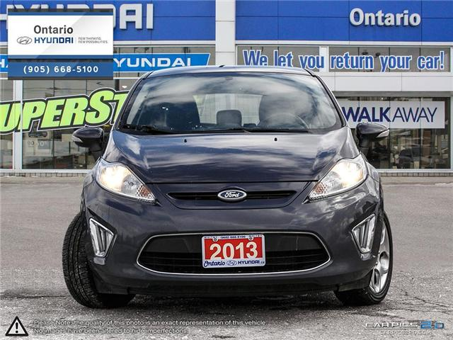 2013 Ford Fiesta Titanium (Stk: 06102K) in Whitby - Image 2 of 27