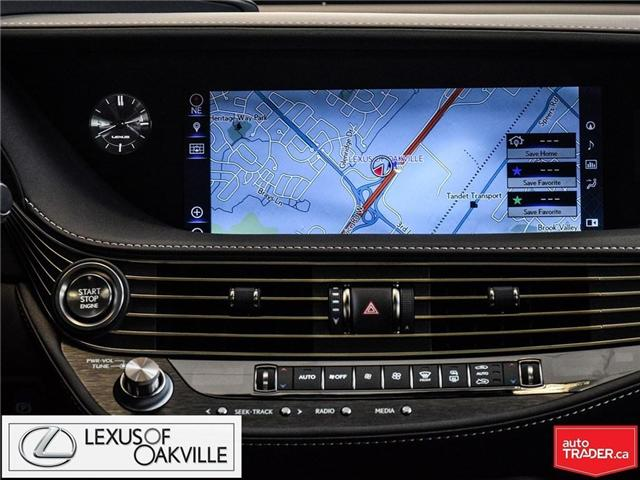 2018 Lexus LS 500 L (Stk: 18328) in Oakville - Image 21 of 28
