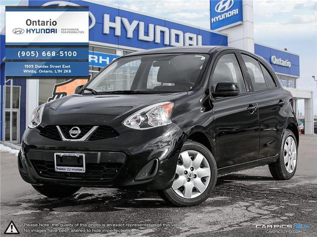 2017 Nissan Micra SV / Automatic (Stk: 64719K) in Whitby - Image 1 of 26