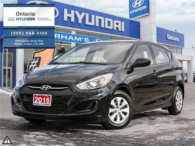 2016 Hyundai Accent LE / Factory Warranty (Stk: 69139K) in Whitby - Image 1 of 27