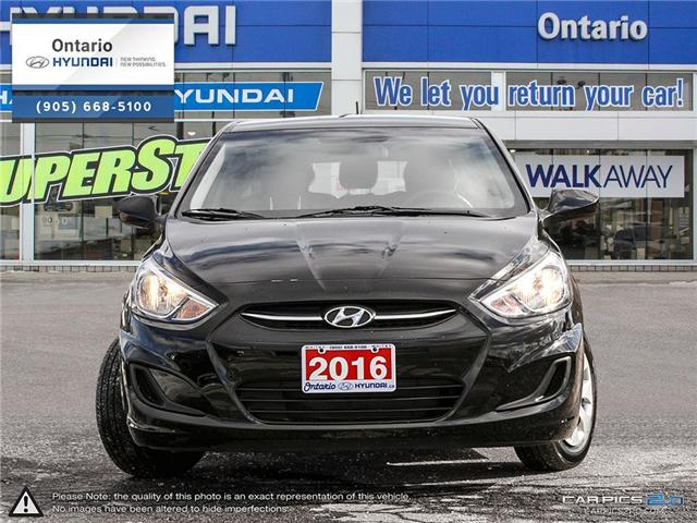 2016 Hyundai Accent LE / Factory Warranty (Stk: 69139K) in Whitby - Image 2 of 27
