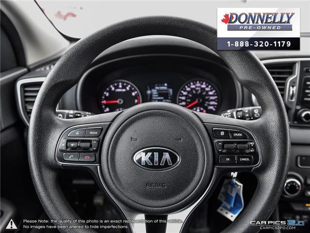 2018 Kia Sportage LX (Stk: CLKUR2224) in Kanata - Image 14 of 27