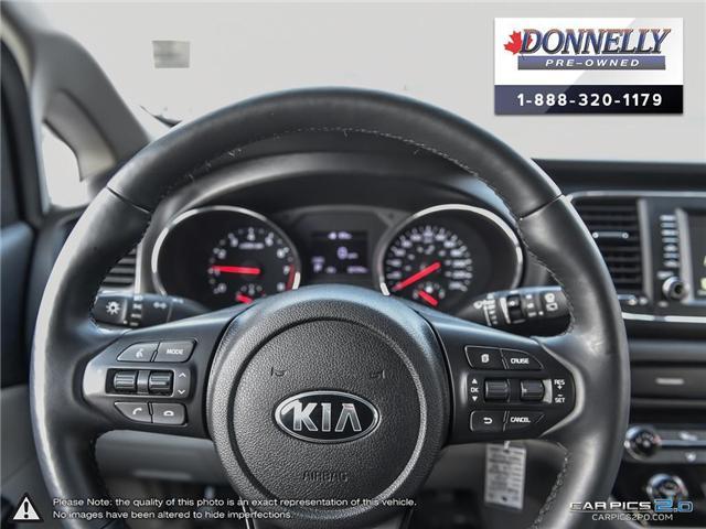 2019 Kia Sedona LX (Stk: CLKUR2237) in Kanata - Image 14 of 29