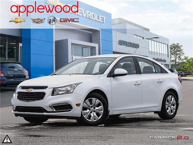 2015 Chevrolet Cruze 1LT (Stk: 4663P) in Mississauga - Image 1 of 28