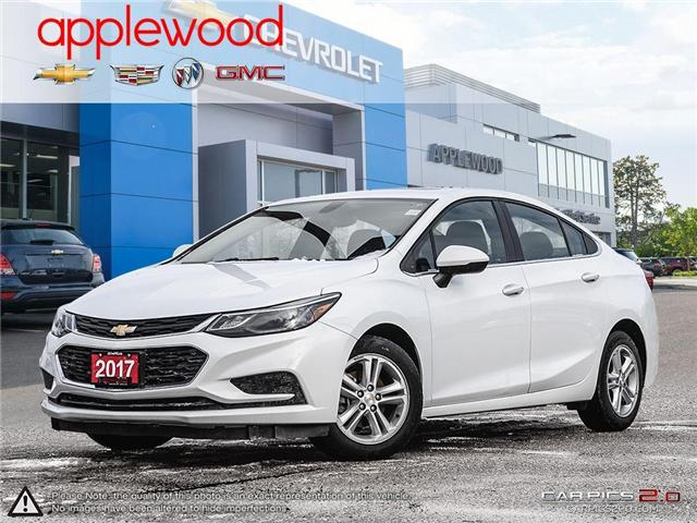 2017 Chevrolet Cruze LT Auto (Stk: 6100P) in Mississauga - Image 1 of 27
