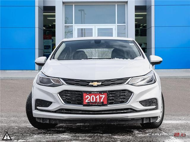 2017 Chevrolet Cruze LT Auto (Stk: 6100P) in Mississauga - Image 2 of 27