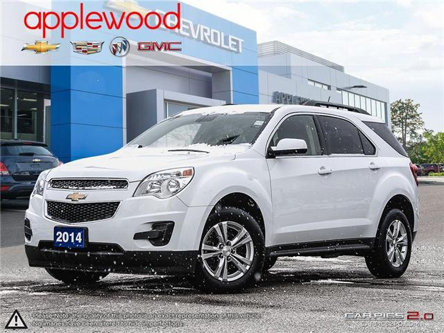 2014 Chevrolet Equinox 1LT (Stk: 8189P1) in Mississauga - Image 1 of 27