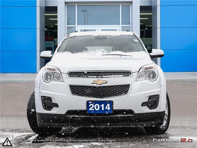 2014 Chevrolet Equinox 1LT (Stk: 8189P1) in Mississauga - Image 2 of 27