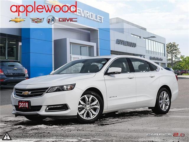 2018 Chevrolet Impala 1LT (Stk: 5858P) in Mississauga - Image 1 of 28