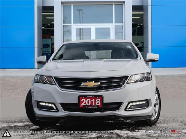 2018 Chevrolet Impala 1LT (Stk: 5858P) in Mississauga - Image 2 of 28