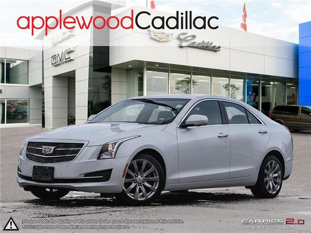 2018 Cadillac ATS 2.0L Turbo Luxury (Stk: 5887P) in Mississauga - Image 1 of 27