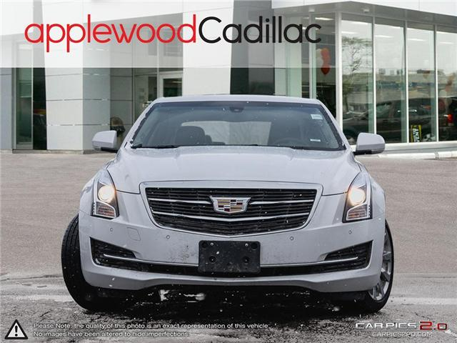 2018 Cadillac ATS 2.0L Turbo Luxury (Stk: 5887P) in Mississauga - Image 2 of 27