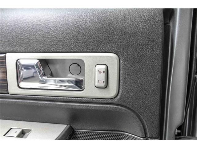 2007 Lincoln MKX Base (Stk: 53097A) in Newmarket - Image 9 of 15