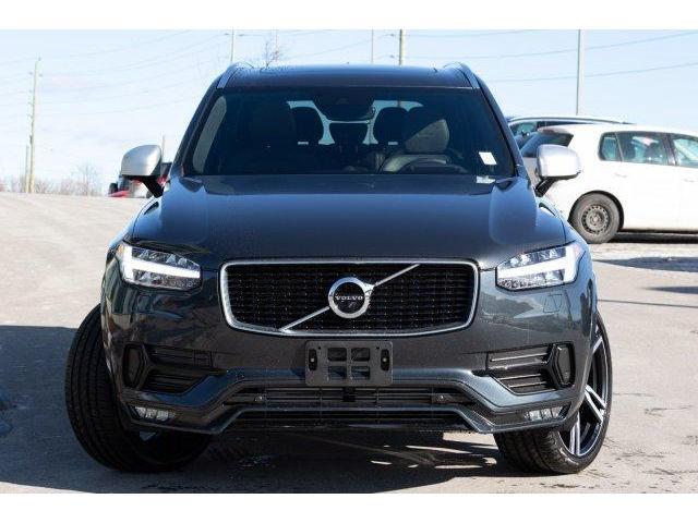 2019 Volvo XC90 T6 R-Design (Stk: V0325) in Ajax - Image 2 of 30