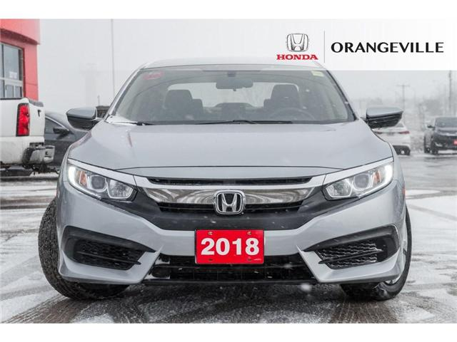2018 Honda Civic LX (Stk: U3061) in Orangeville - Image 2 of 19