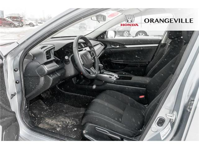 2018 Honda Civic LX (Stk: U3061) in Orangeville - Image 8 of 19