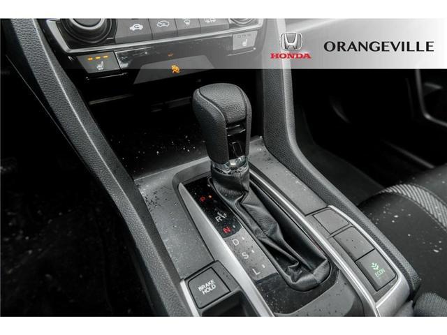 2018 Honda Civic LX (Stk: U3061) in Orangeville - Image 14 of 19