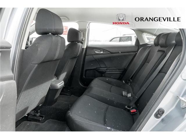 2018 Honda Civic LX (Stk: U3061) in Orangeville - Image 17 of 19
