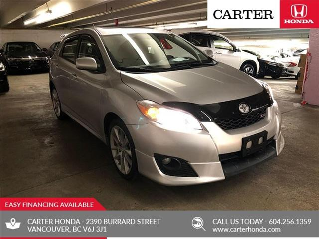 2009 Toyota Matrix  (Stk: 2J33921) in Vancouver - Image 1 of 22