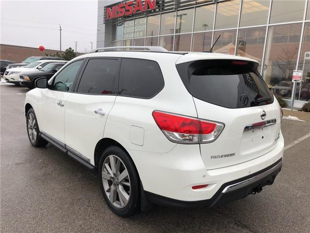 2016 Nissan Pathfinder Platinum (Stk: A6648) in Burlington - Image 2 of 21