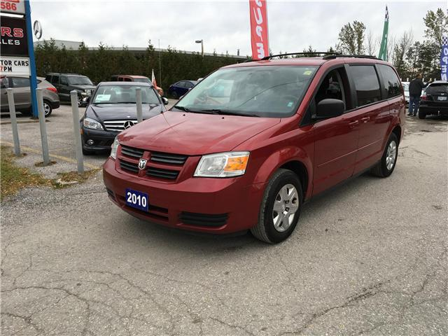 2010 Dodge Grand Caravan SE (Stk: P3568) in Newmarket - Image 1 of 15