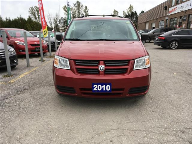 2010 Dodge Grand Caravan SE (Stk: P3568) in Newmarket - Image 2 of 15