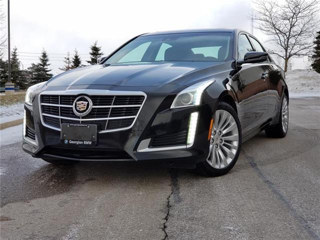 2014 Cadillac CTS 3.6L Luxury (Stk: P1392-1) in Barrie - Image 1 of 17
