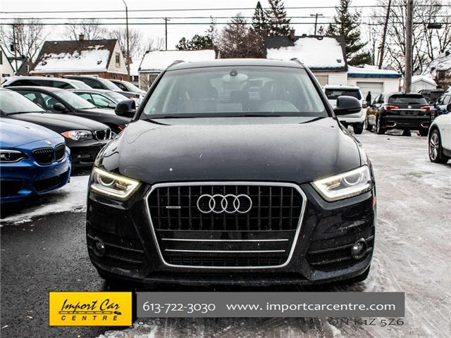 2015 Audi Q3 2.0T Progressiv (Stk: 004343) in Ottawa - Image 2 of 30