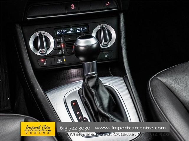 2015 Audi Q3 2.0T Progressiv (Stk: 004343) in Ottawa - Image 16 of 24