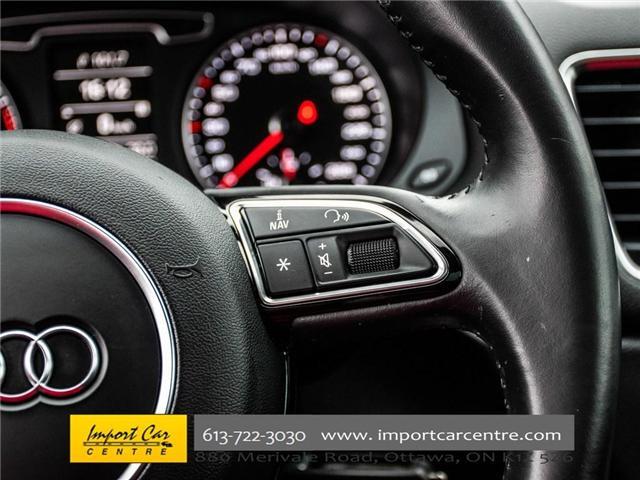 2015 Audi Q3 2.0T Progressiv (Stk: 004343) in Ottawa - Image 24 of 30