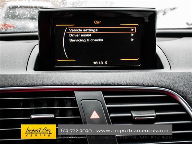 2015 Audi Q3 2.0T Progressiv (Stk: 004343) in Ottawa - Image 30 of 30