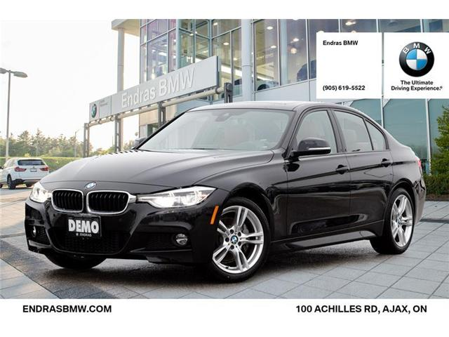 2018 BMW 330i xDrive (Stk: 35376) in Ajax - Image 1 of 21