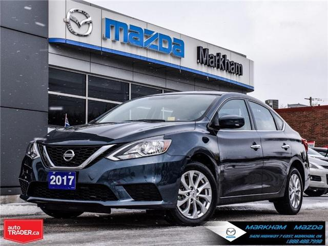 2017 Nissan Sentra  (Stk: H190052A) in Markham - Image 1 of 30