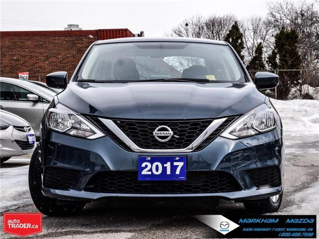 2017 Nissan Sentra  (Stk: H190052A) in Markham - Image 2 of 30